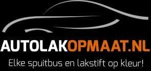 Logo Autolak op maat